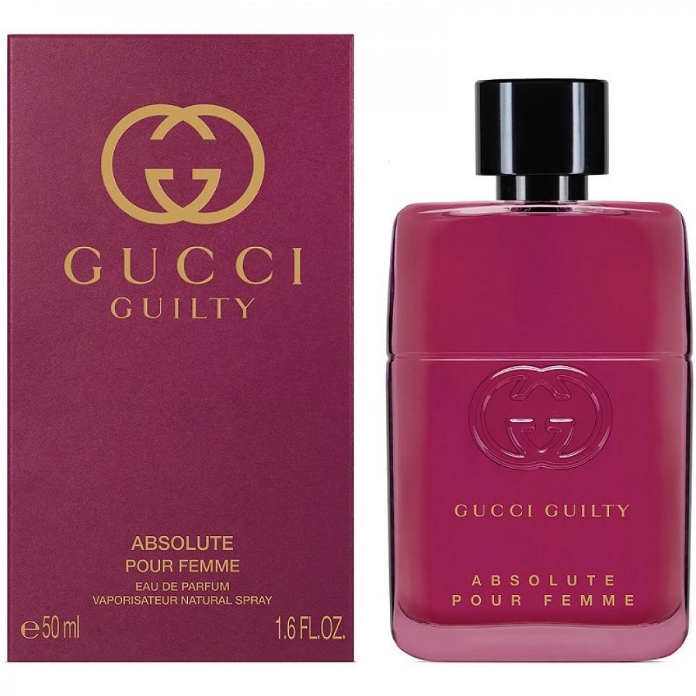 Gucci Guilty Absolute Pour Femme Eau de Parfum 50ml متجر الخبير شوب