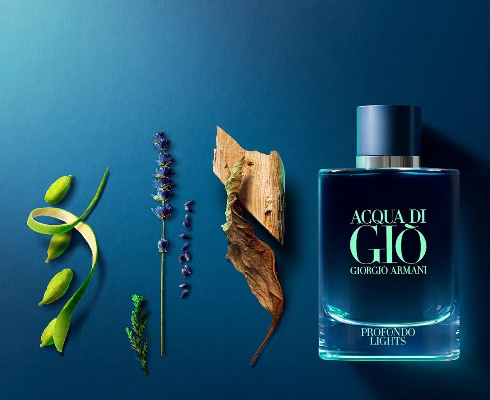 Armani Acqua Di Gio Profondo Lights for Men Eau de Parfum متجر ا