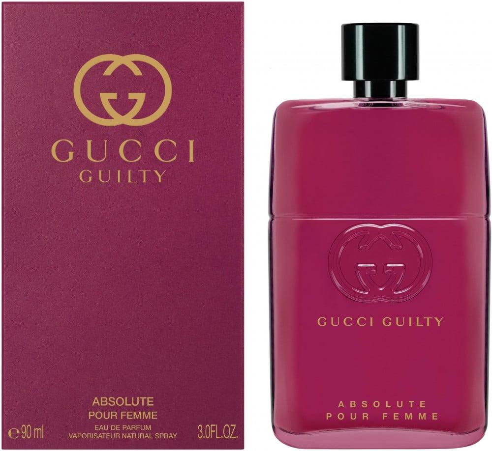 Gucci Guilty Absolute Pour Femme Eau de Parfum 90ml متجر الخبير شوب