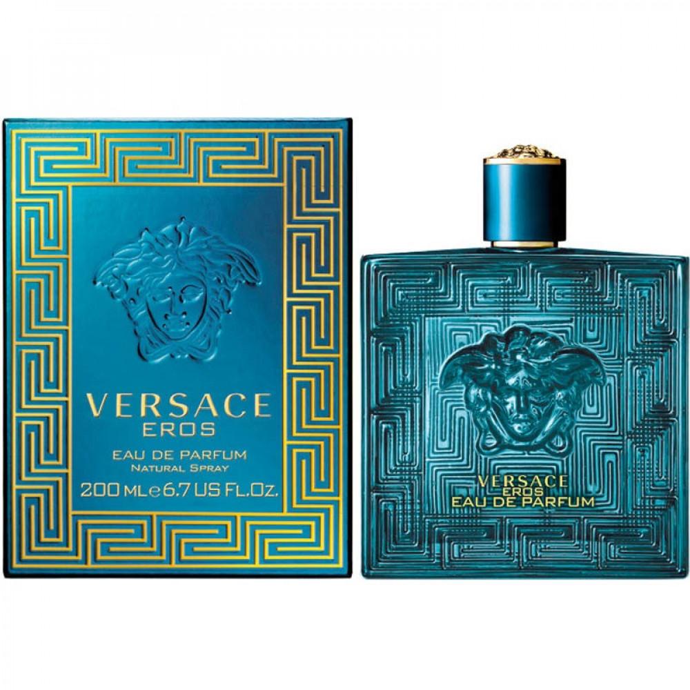 Versace Eros for Men Eau de Parfum 200ml متجر الخبير شوب