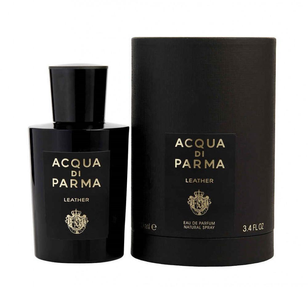 Acqua di Parma Leather Eau de Parfum 100ml متجر الخبير شوب