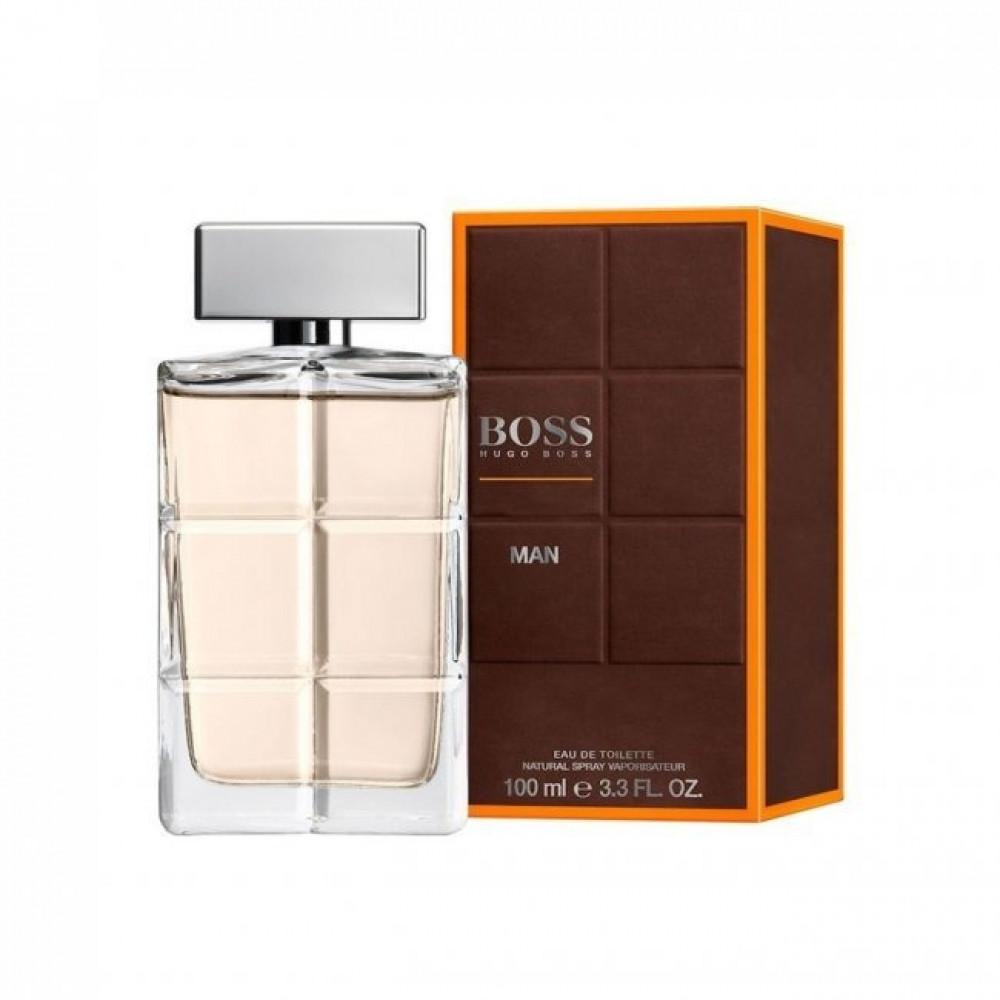 Hugo Boss Orange For Men Eau de Toilette 100ml متجر خبير العطور