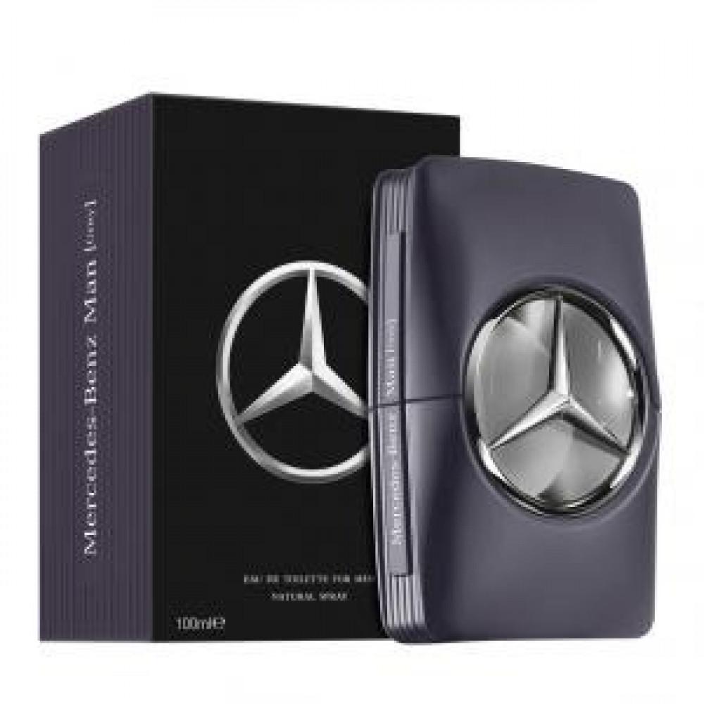 Mercedes Benz Man Grey Eau de Toilette 100ml متجر خبير العطور