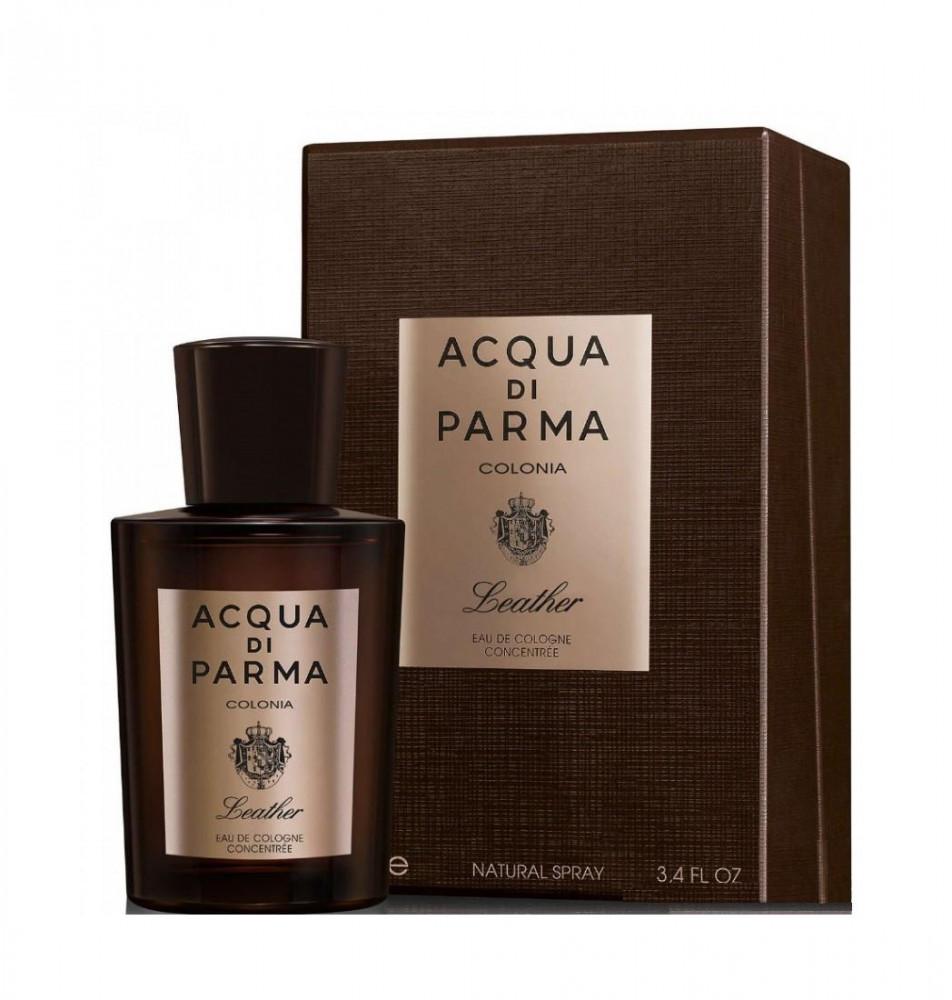 Acqua di Parma Colonia Leather Eau de Cologne Concentree 100ml متجر ال