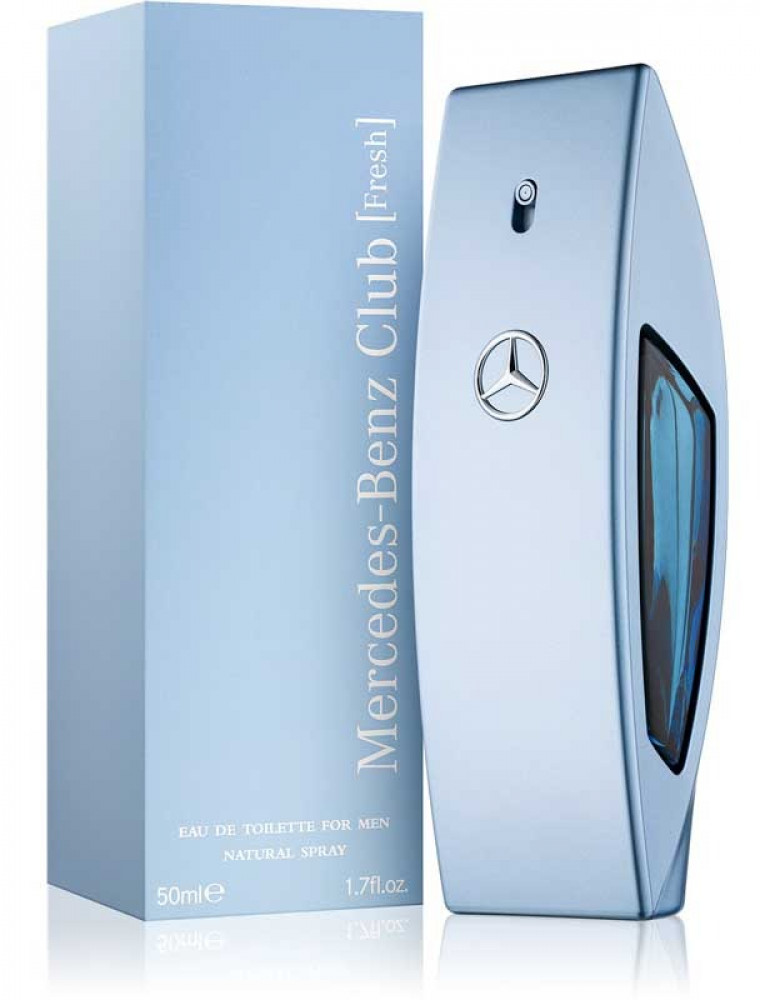 Mercedes Benz Club Fresh Eau de Toilette 50ml متجر الخبير شوب
