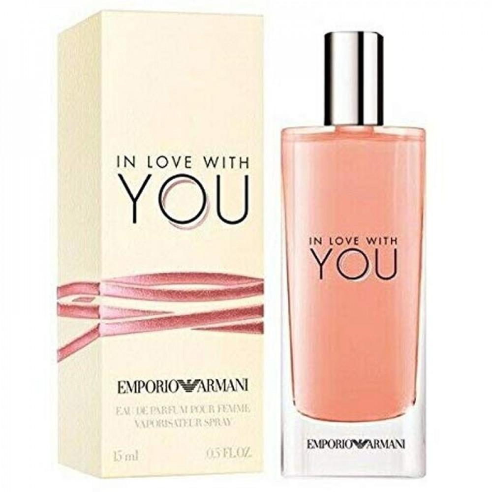 Emporio Armani In Love With You for Women 15mlمتجر الخبير شوب