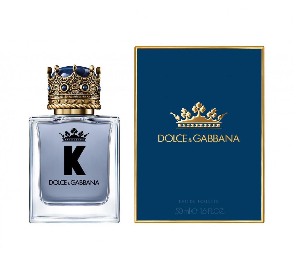 Dolce  Gabbana K Eau de Toilette 50ml متجر خبير العطور