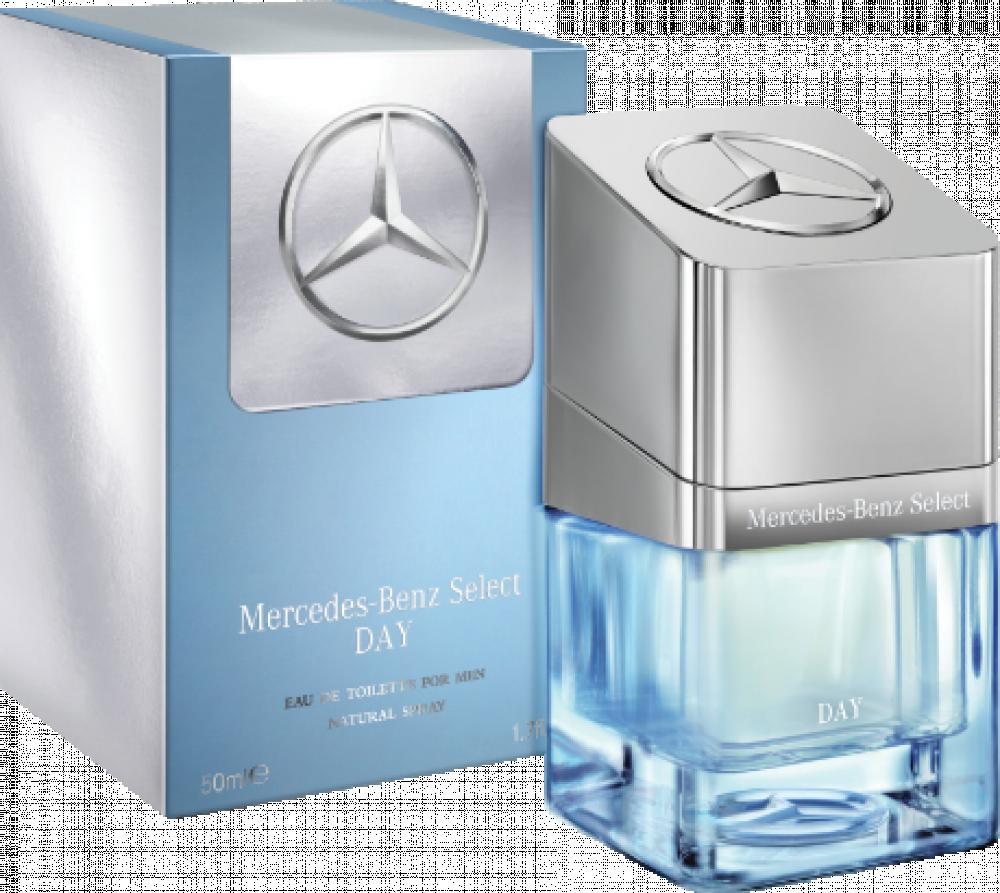 Mercedes Benz Select Day Eau de Toilette 50ml متجر الخبير شوب