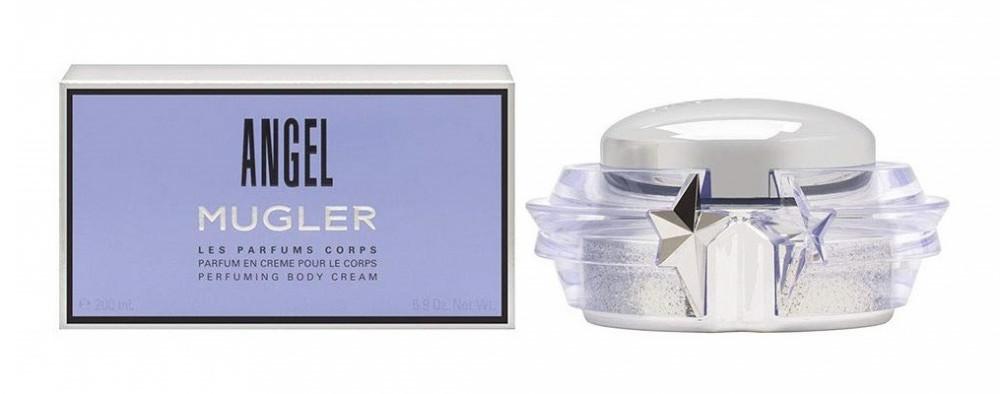 Body Cream Mugler Angel 200ml متجر الخبير شوب