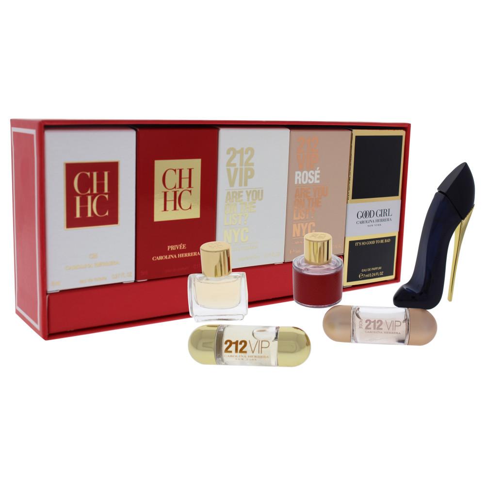 Collection Carolina Herrera 5 Gift Set متجر الخبير شوب