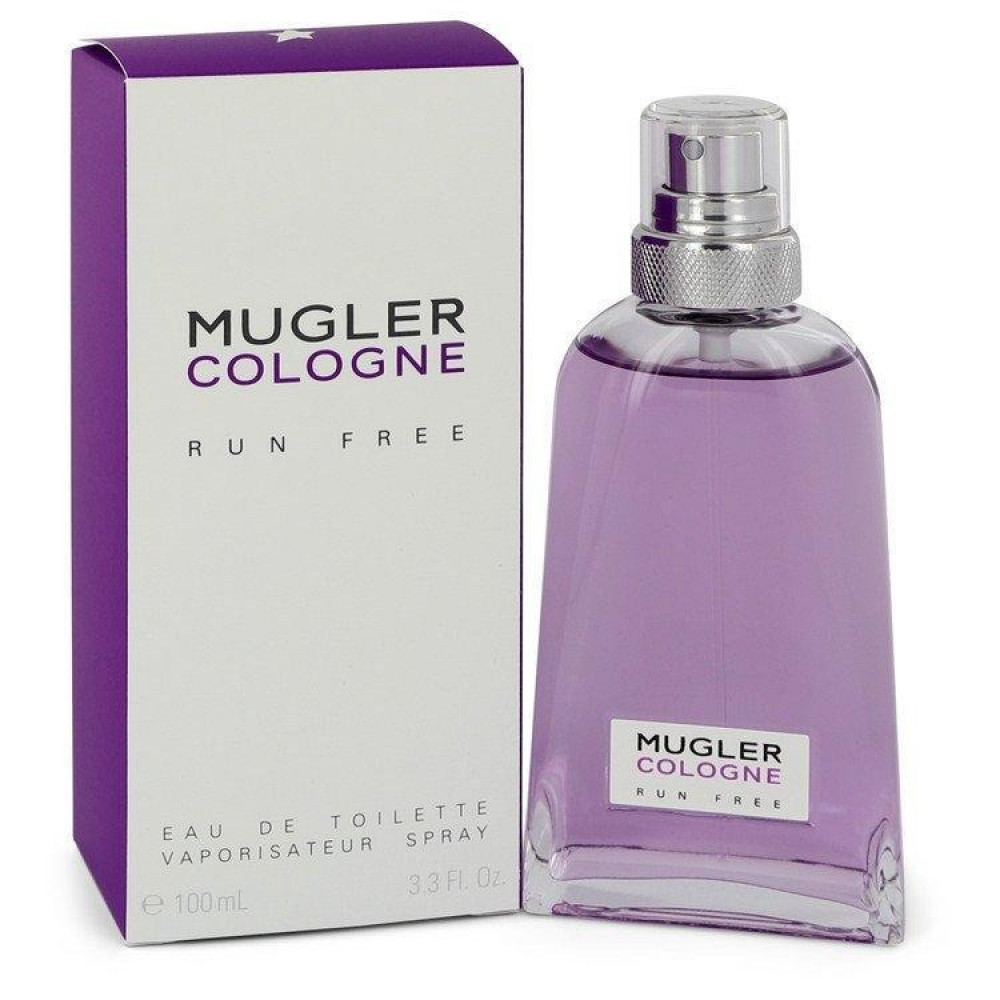 Mugler Cologne Run Free Eau de Toilette 100ml متجر الخبير شوب