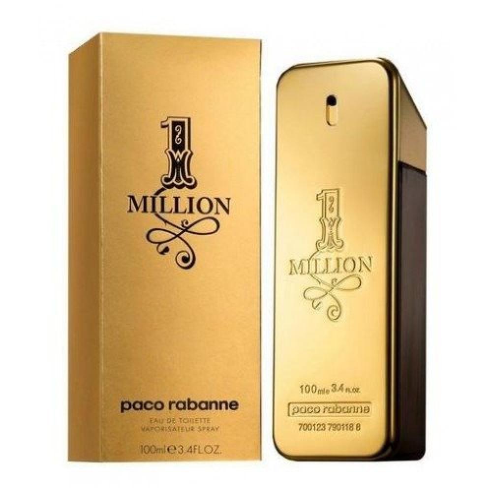 Paco Rabanne One  Million Eau de Toilette 50ml 2 Gift Set الخبير شوب