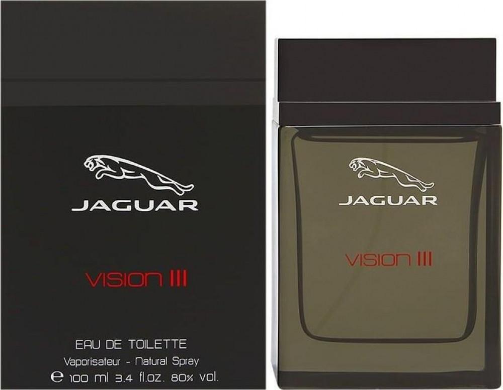 Jaguar Vision III Eau de Toilette 100ml متجر الخبير شوب