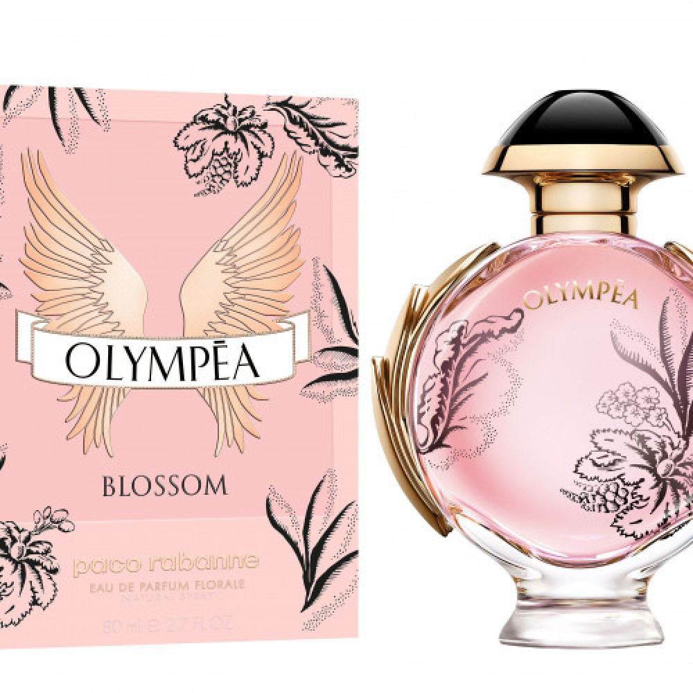 Paco Rabanne Olympéa Blossom Florale Eau de Parfum متجر الخبير شوب