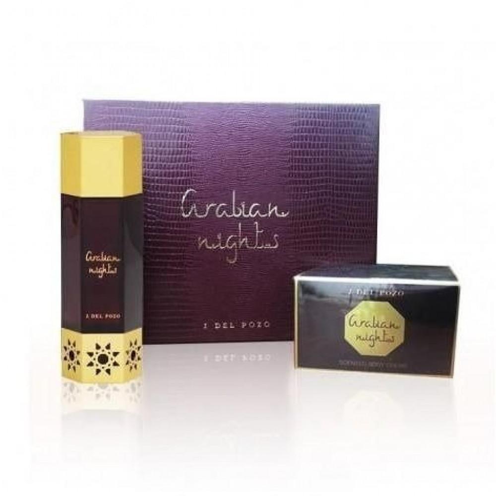 Jesus Del Pozo Arabian Nights for Women Eau de Parfum 100ml 2 Gift Set