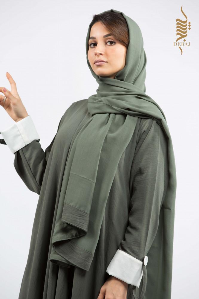 عباية كريب بحريني من ديباج