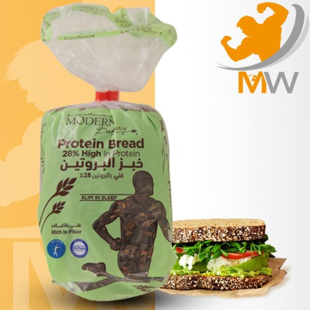 عالم العضلات مكملات غذائية مخبوزات خبز البروتين شرائح فرنسية المثالي ا