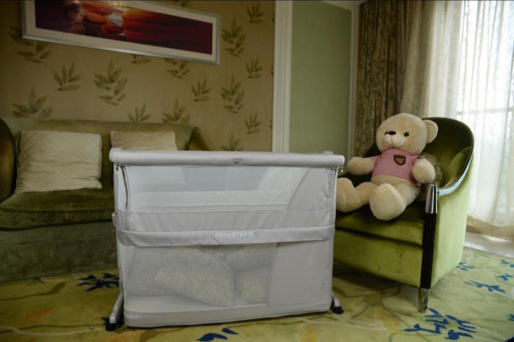 سرير اطفال نكست تو مي بلس بيبي دريم