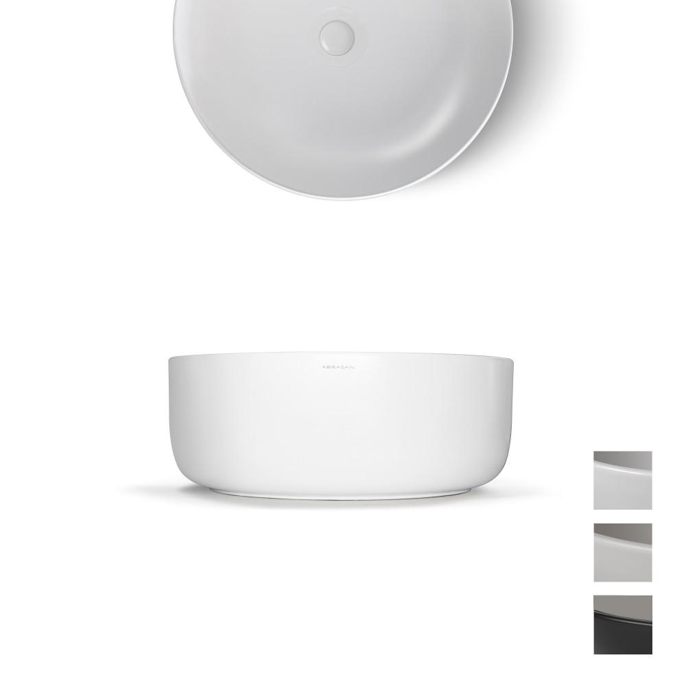 مغسلة نوليتا دائري  عبارة عن مغسلة صممت في تصميم عصري حيث ان يمكن وضع