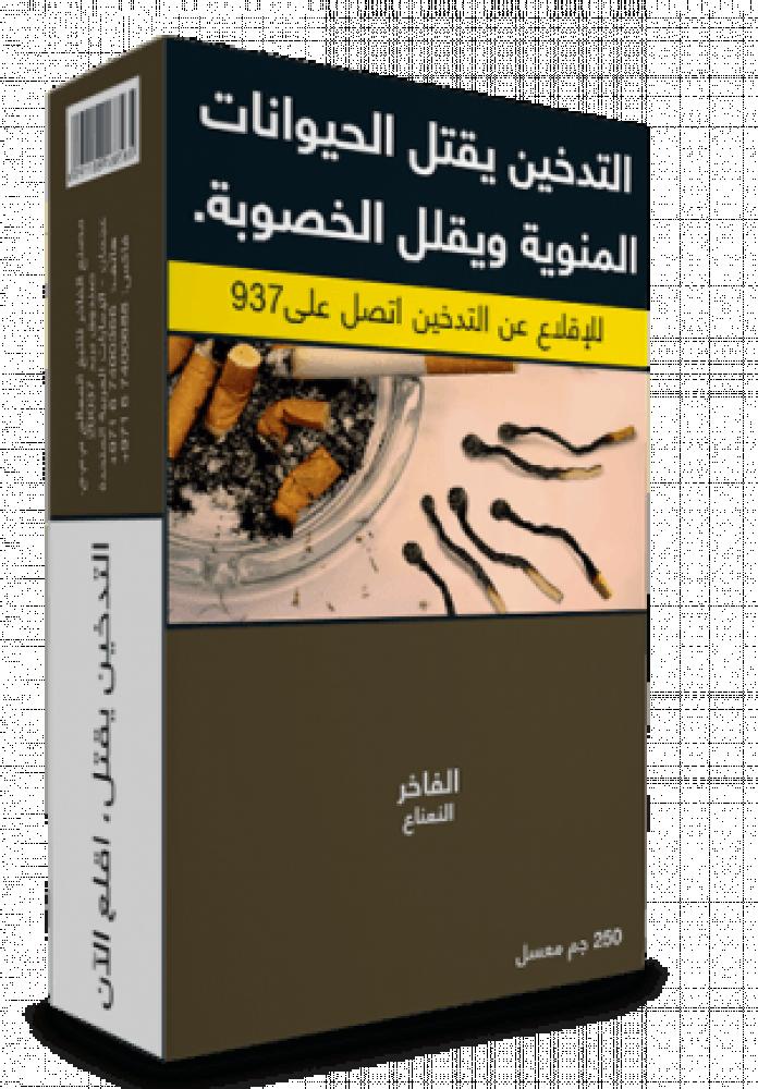 معسل النعناع الفاخر ربع كيلو 250غ