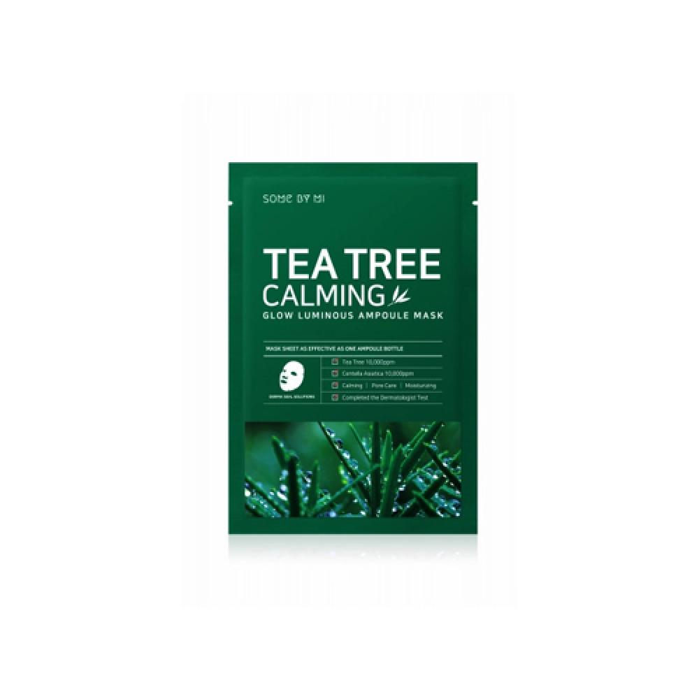 ماسك شجرة الشاي من سوم باي مي 10 اقنعة