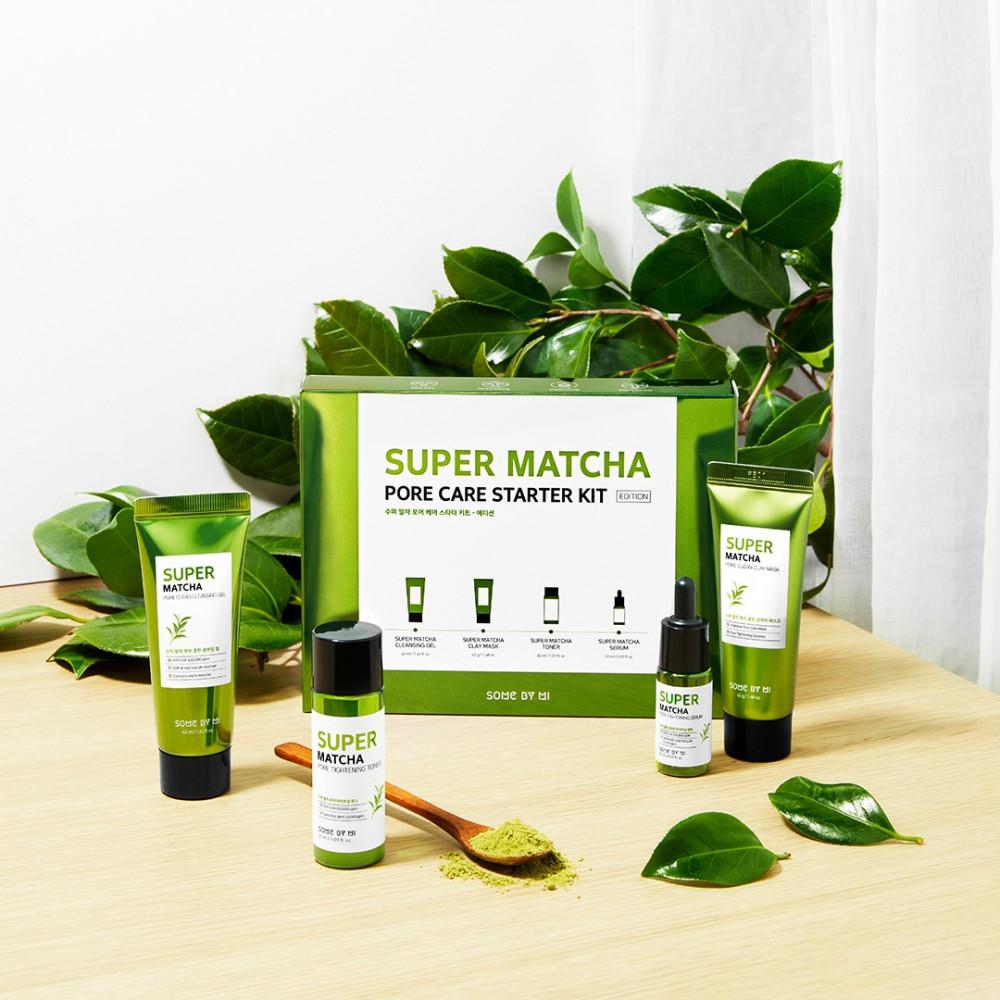 Super Matcha Pore Care Starter Kit