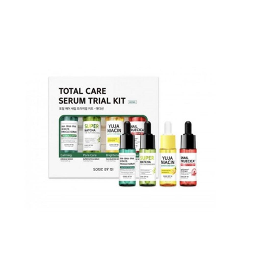 The complete care serum set