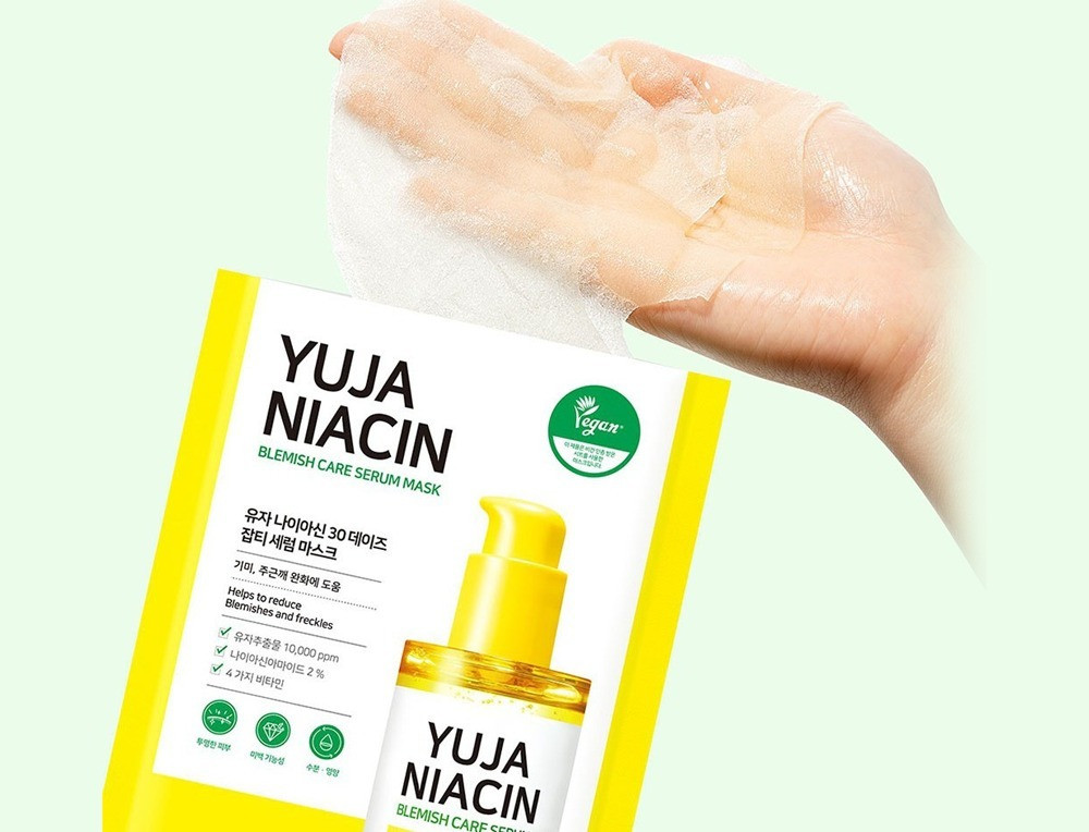 Yoga Niacin Lightening Serum Mask