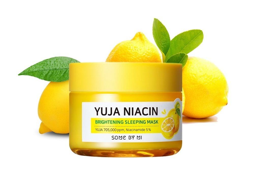 Yoga Niacin Lightening Sleep Mask