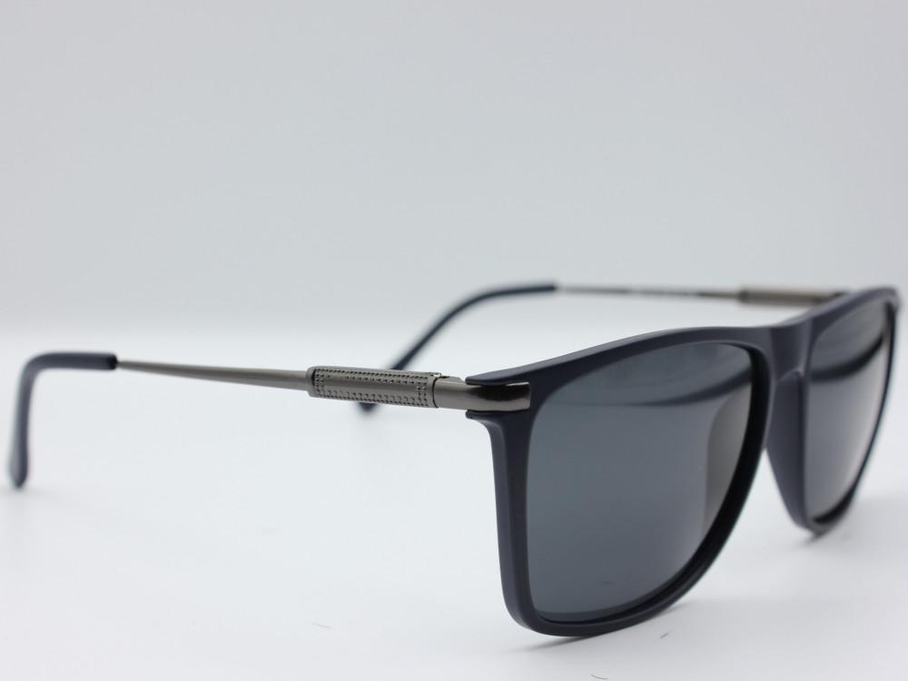 نظارة شمسية تصميم العدسه مربع من ماركة TAGO  اللون الكحلي رجالية 2021