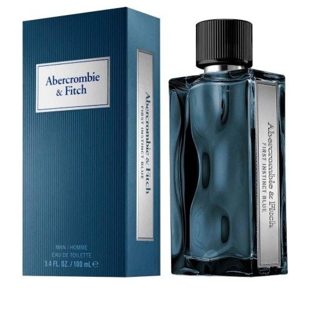 Abercrombie-Fitch Instinct Blue For Man Eau de Toilette 100ml خبير