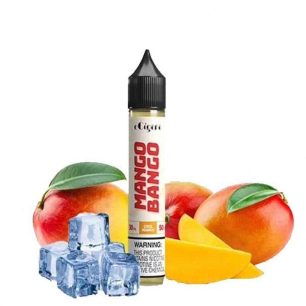 نكهة مانجو بانجو سولت نيكوتين - ECIGARA Mango Bango - Salt Nicotine