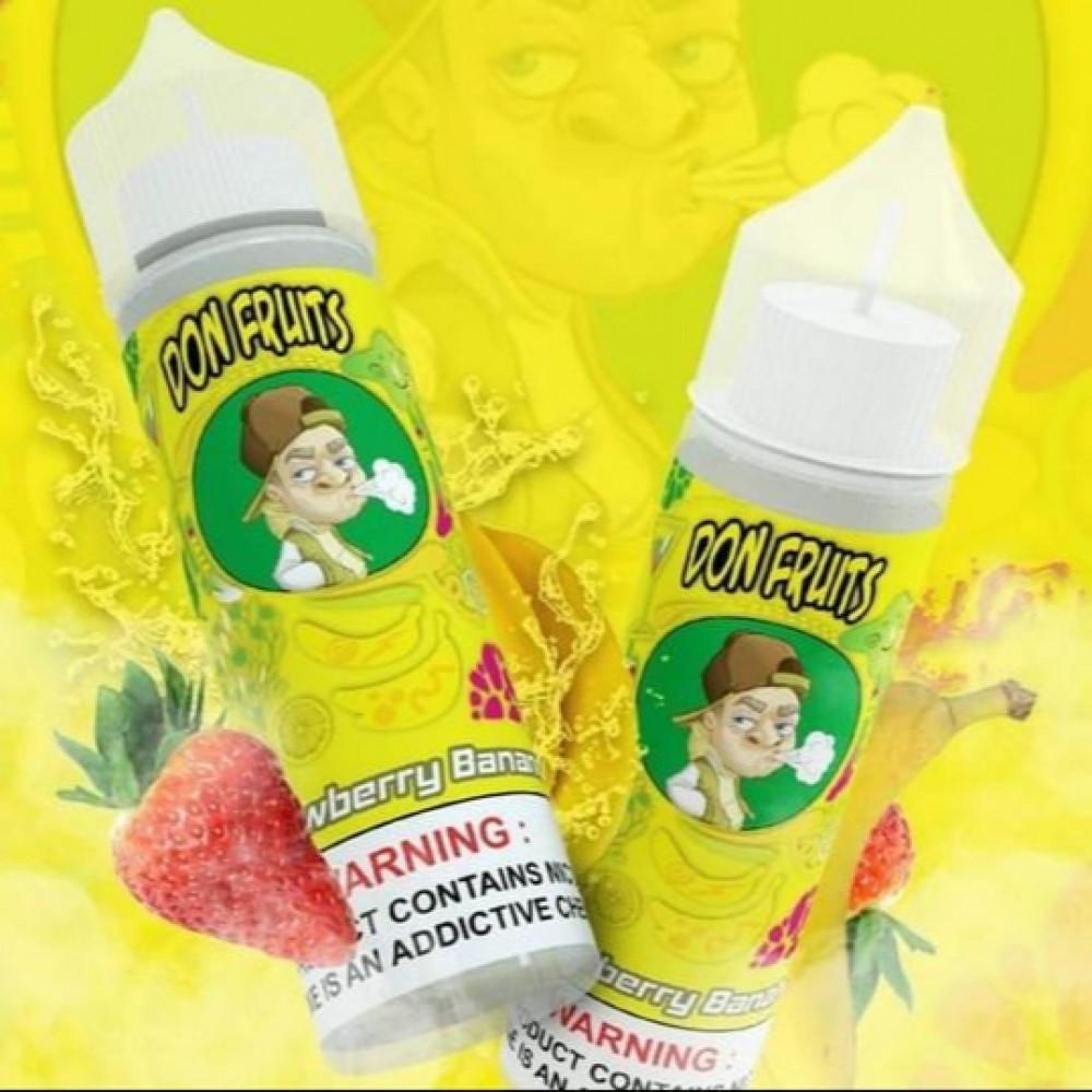 DON FRUITS - Strawberry Banana - 60ML