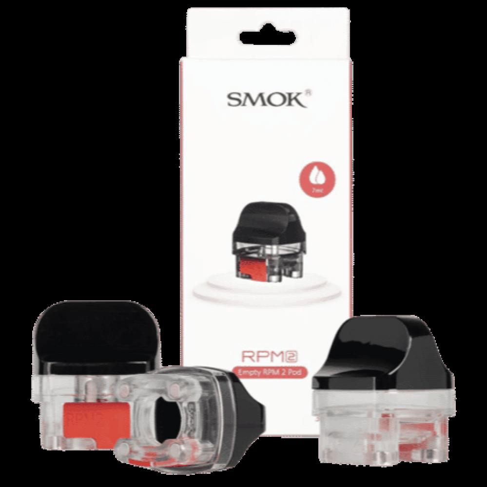 بودات سموك ار بي ام2 فاضية بدون كويلات - SMOK RPM2 Empty Pod