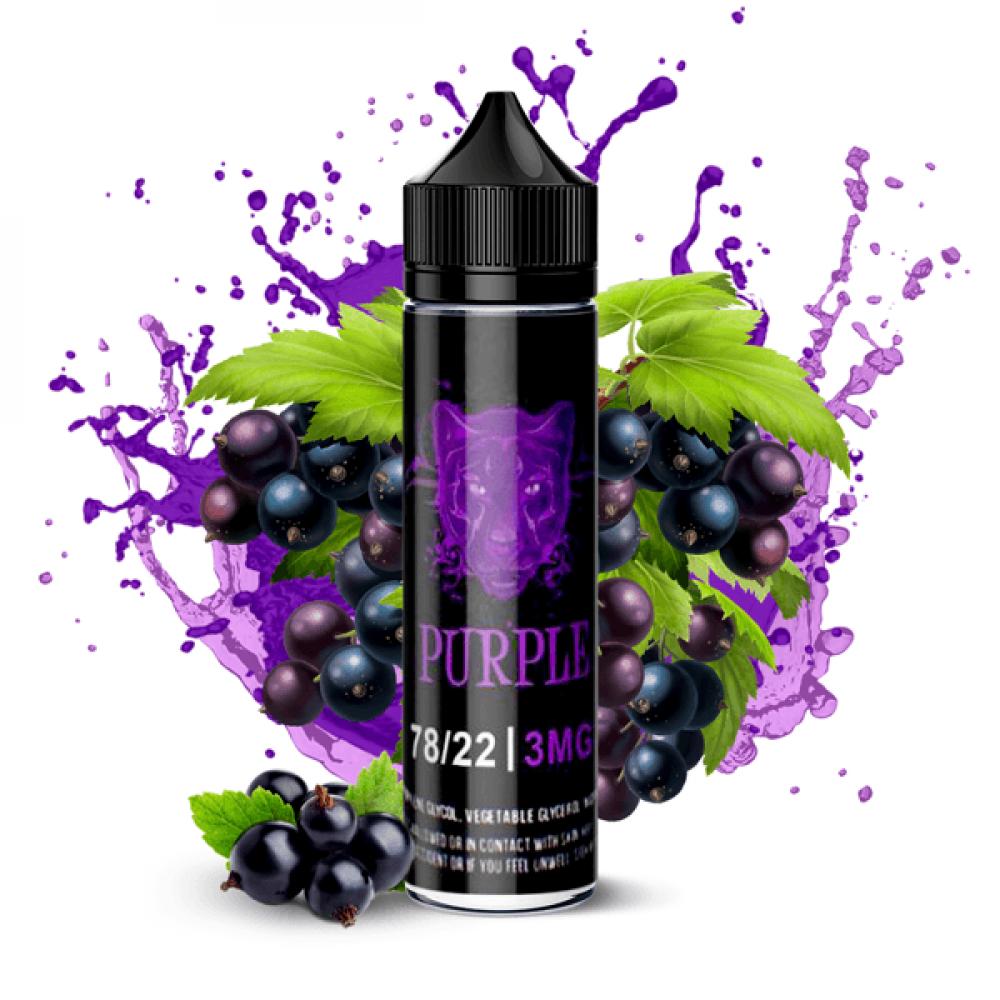 نكهة بينك بانثر بيربل 60 ملي - Pink Panther Purple - 60ML