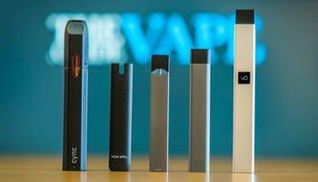 أجهزة سيجارة الكترونية - سحبة سيجارة - Electronic Pod System