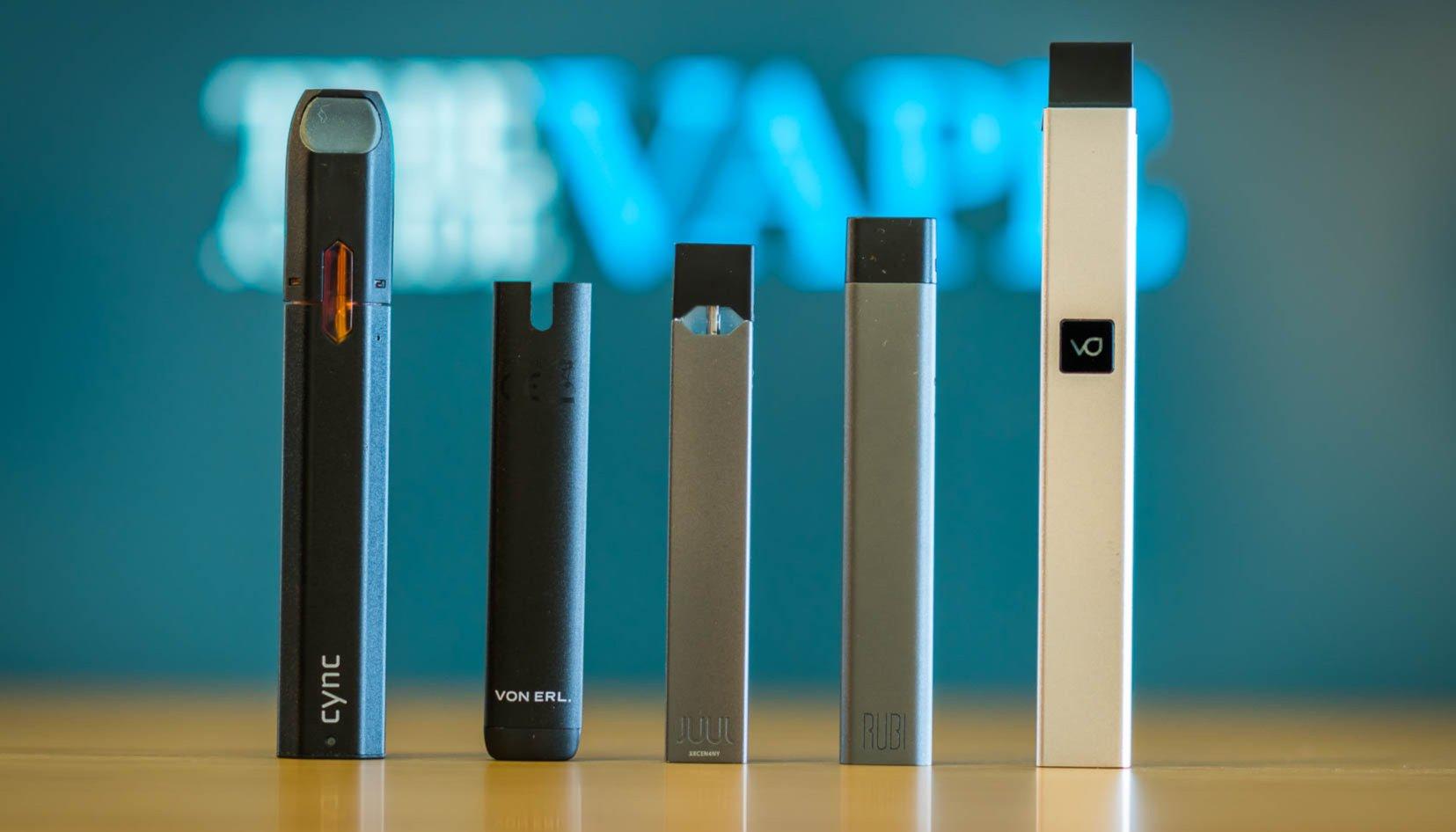 أجهزة سيجارة الكترونية - Electronic Pod System