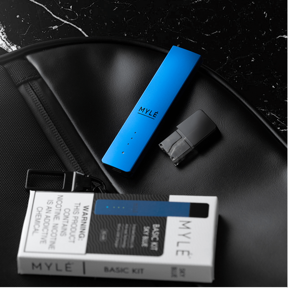 سحبة سيجارة مايلي ماجناتيك الاصدار الرابع - MYLE Magnetic Kit - V4