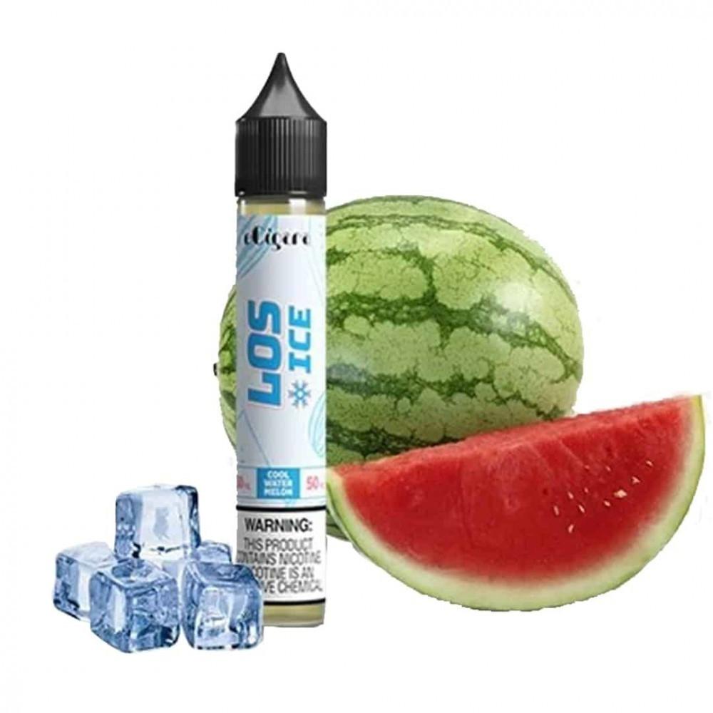 نكهة لوس آيس بطيخ بارد سولت نيكوتين - ECIGARA LOS ICE - Salt Nicotine