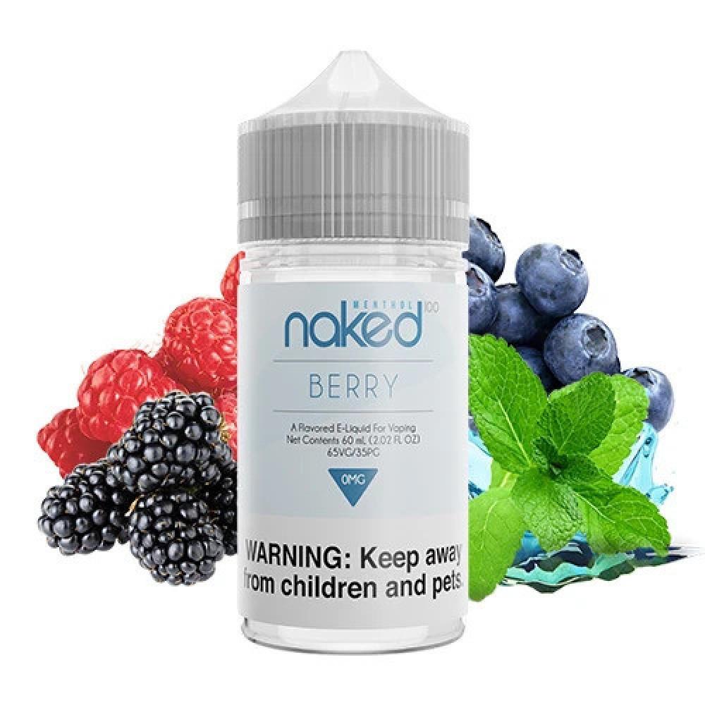 نكهة نيكد بيري 60 ملي - Naked Berry - 60ML