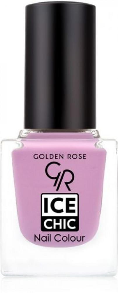 GOLDEN ROSE Ice Chic Nail Colour مناكير قولدن روز 30