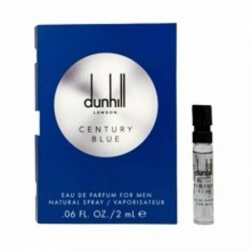 Dunhill Century Blue Eau de Parfum Sample 2ml