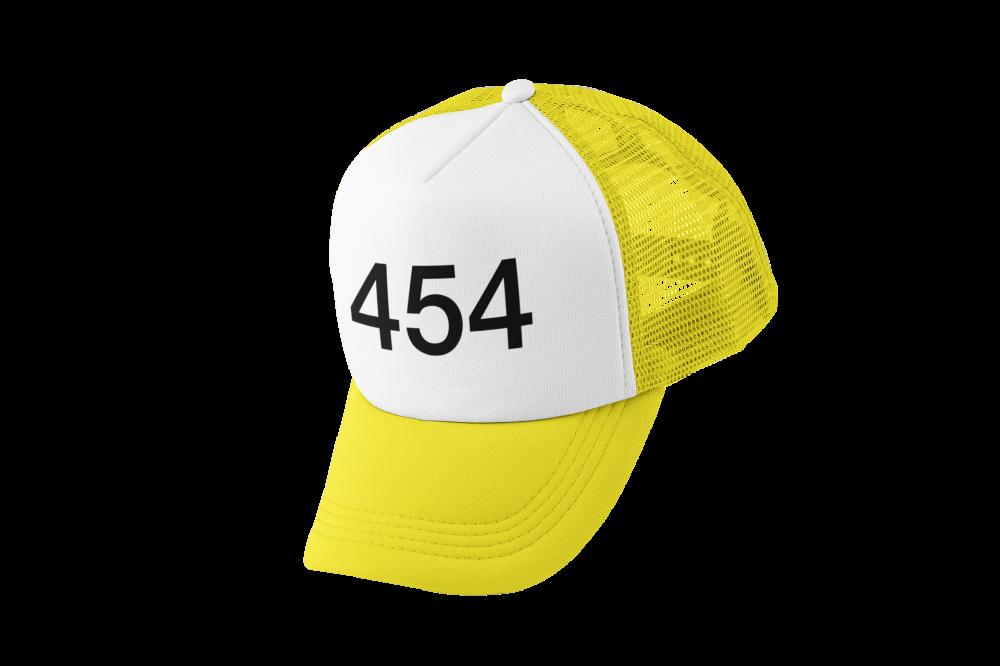 كاب طباعة برمز 454