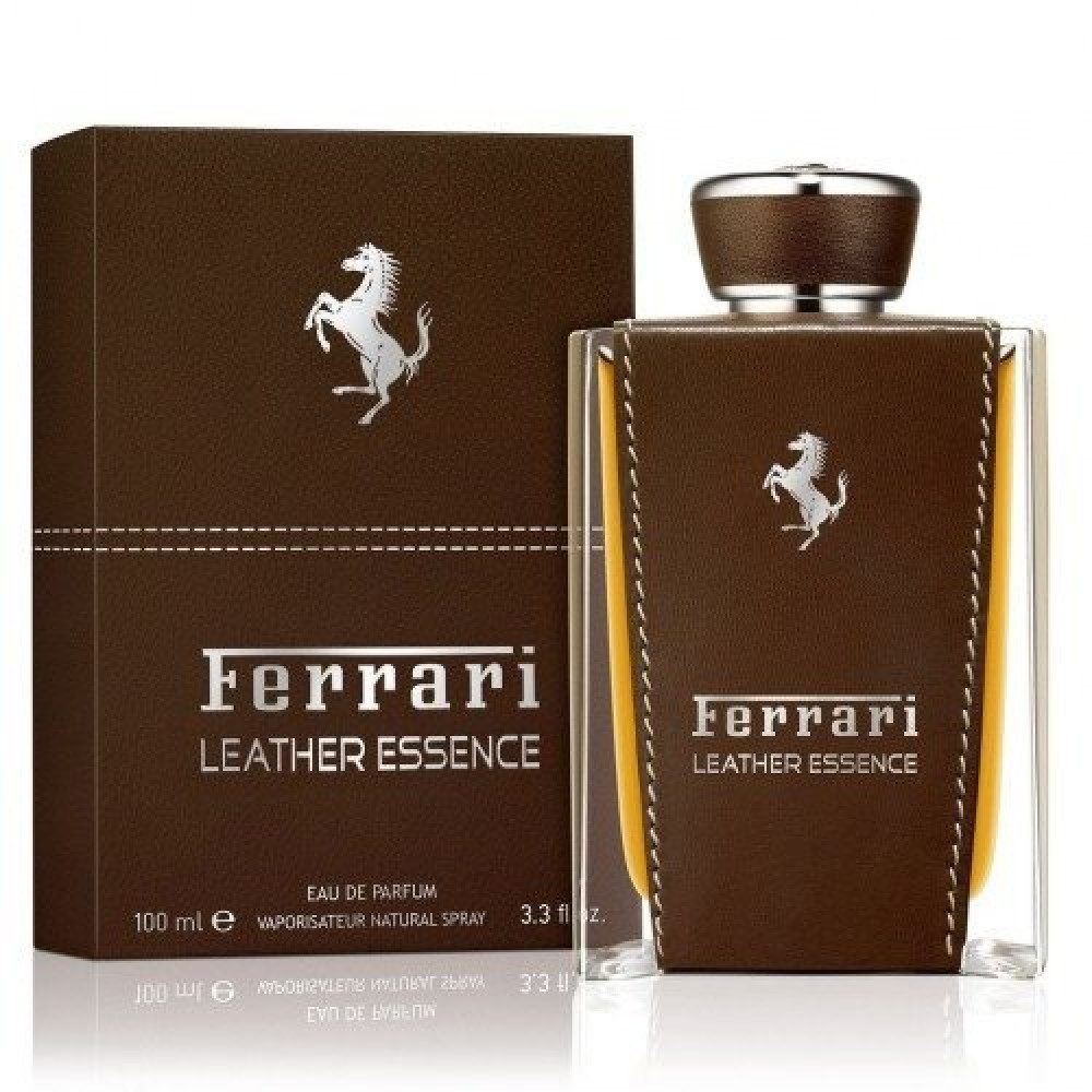 Ferrari Leather Essence Eau de Parfum 100ml متجر خبير العطور
