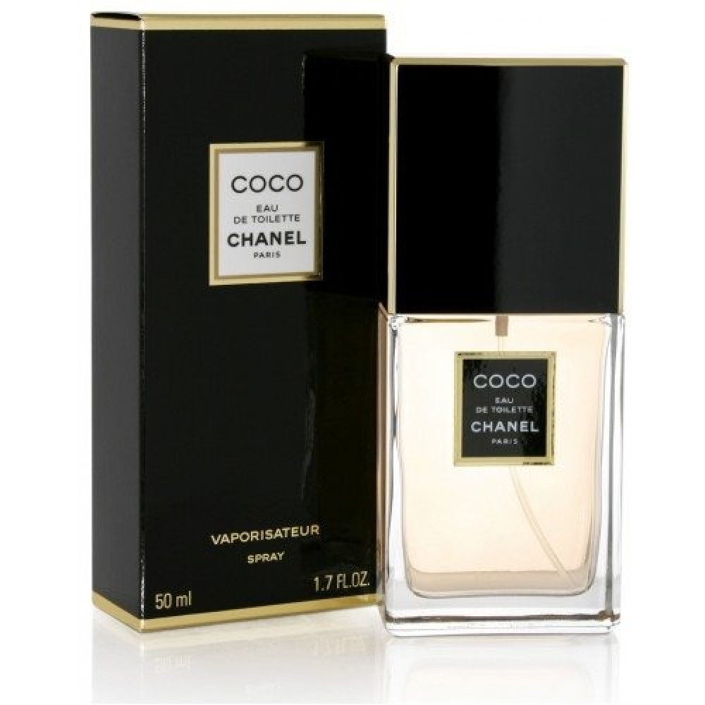 Chanel Coco Eau de Toilette 100ml متجر خبير العطور