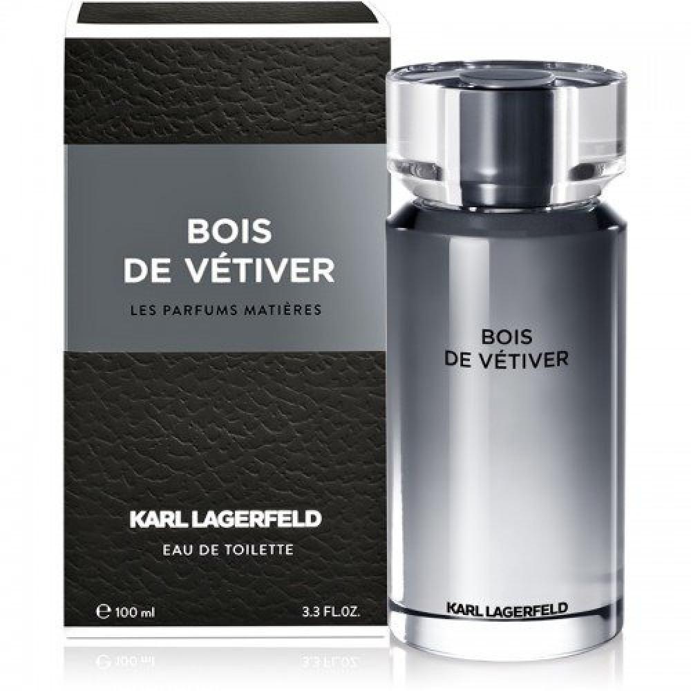 Karl Lagerfeld Bois de Vetiver Eau de Toilette 100ml خبير العطور