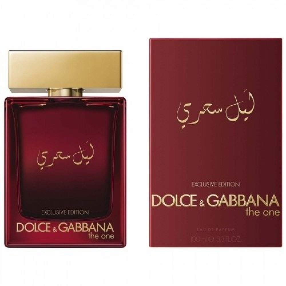 Dolce Gabbana The One Mysterious Night خبير العطور