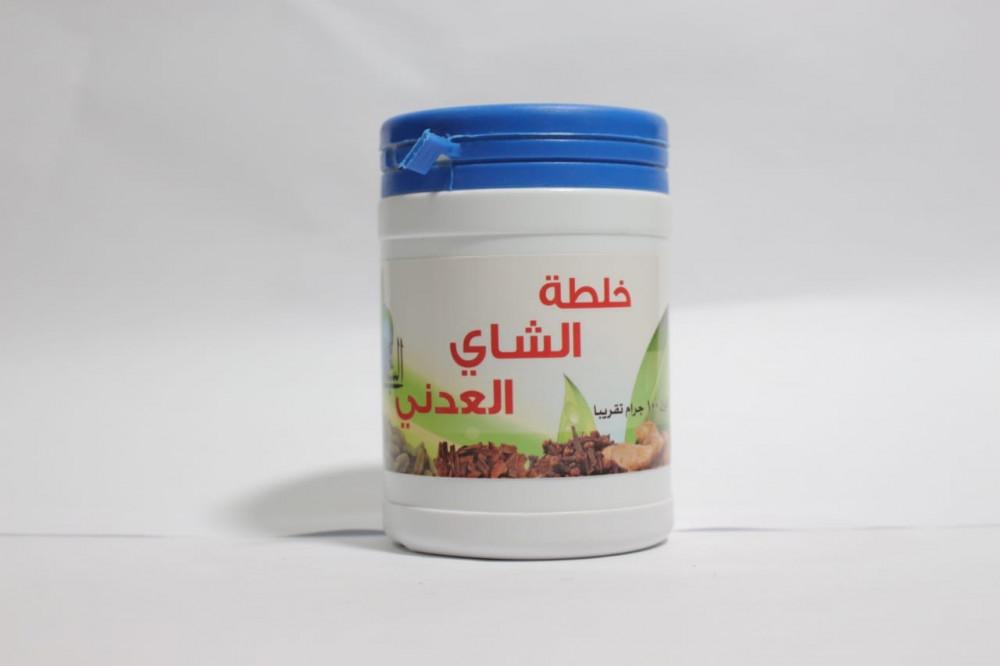 خلطة الشاي العدني 100 جرام متجر السماح