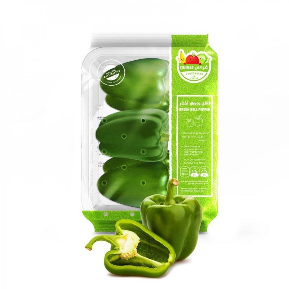 فلفل رومي اخضر - فليفلة خضراء