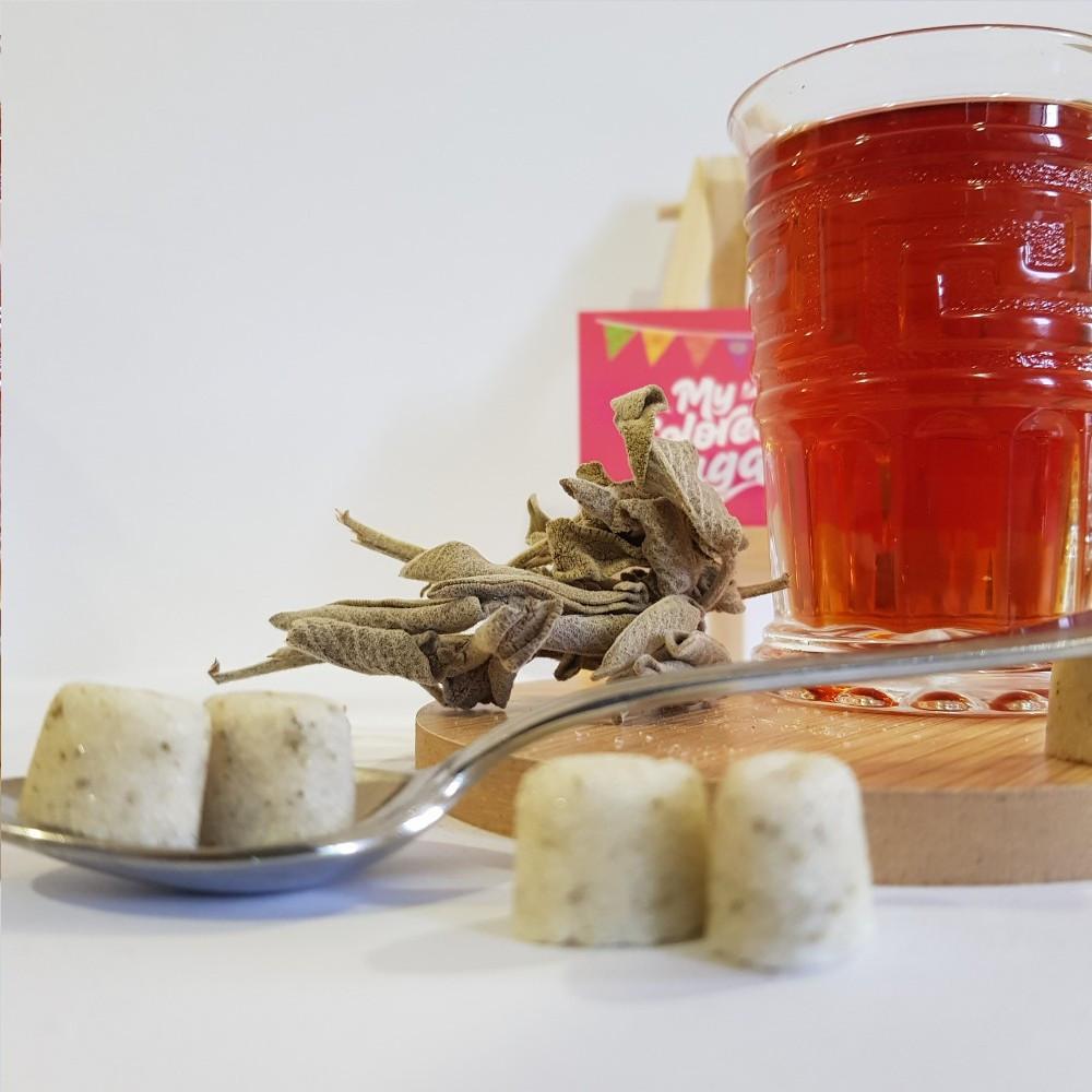 سكر بالميراميه قوالب سكر ضيافة بنكهة المبراميه الطبيعية من متجر السكر